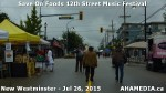 137 AHA MEDIA at Save On Foods 12th Street Music Festival 2015