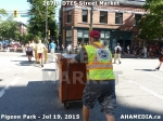 2 AHA MEDIA at 267th DTES Street Market in Vancouver on Jul 19, 2015