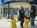 215 AHA MEDIA at Save On Foods 12th Street Music Festival 2015