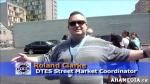 22 AHA MEDIA at DTES Street Market moving to 501 Powell