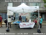245 AHA MEDIA at Save On Foods 12th Street Music Festival 2015