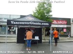 246 AHA MEDIA at Save On Foods 12th Street Music Festival 2015