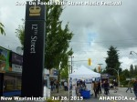 249 AHA MEDIA at Save On Foods 12th Street Music Festival 2015