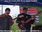 3 AHA MEDIA at Save On Foods 12th Street Music Festival 2015