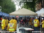 40 AHA MEDIA at 268th DTES Street Market in Vancouver on Jul 26 2015