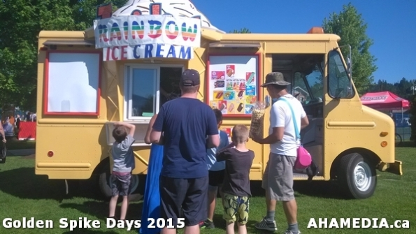5 AHA MEDIA at Golden Spike Days 2015 in Port Moody, BC