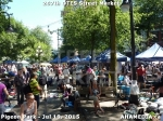 52 AHA MEDIA at 267th DTES Street Market in Vancouver on Jul 19, 2015