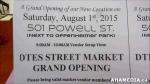 6 AHA MEDIA at DTES Street Market moving to 501 Powell