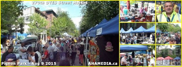 0 270th DTES Street Market in Vancouver on Aug 9 2015