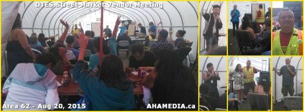 0 AHA MEDIA sees DTES Street Market Vendor meeting