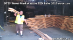 1 DTES Street Market moves TED Talk 2015 structure at 501 Powell St (4)