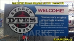 2 AHA MEDIA sees 3rd DTES Street Market at 501 Powell St on Aug 15 2015