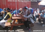 27 AHA MEDIA sees DTES Street Market Vendor Meeting on Aug 20 2015