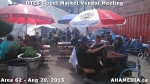 4 AHA MEDIA sees DTES Street Market Vendor Meeting on Aug 20 2015