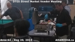 5 AHA MEDIA sees DTES Street Market Vendor Meeting on Aug 20 2015