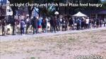 AHA MEDIA sees Lotus Light Charity Society and Fresh Slice Pizza feed hungry (7)