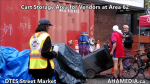 Cart Storage area for Vendors at Area 62 - DTES Street Market in Vancouver (1)