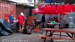 Cart Storage area for Vendors at Area 62 - DTES Street Market in Vancouver (3)