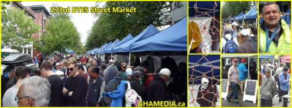 0 273rd DTES Street Market in Vancouver on Aug 30 2015 (1)