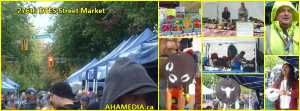 0 276th DTES Street Market in Vancouver on Sept 20 2015