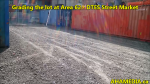 1 0 Grading the lot at Area 62 for DTES Street Market in Vancouver on Sept 16 2015 (2)