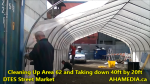 1 Cleaning Up Area 62 and Taking down 40ft Tent for DTES Street Market in Vancouver on Sept 15 2015 (17)