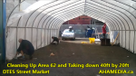 1 Cleaning Up Area 62 and Taking down 40ft Tent for DTES Street Market in Vancouver on Sept 15 2015 (18)