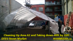 1 Cleaning Up Area 62 and Taking down 40ft Tent for DTES Street Market in Vancouver on Sept 15 2015 (23)