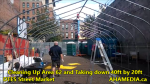 1 Cleaning Up Area 62 and Taking down 40ft Tent for DTES Street Market in Vancouver on Sept 15 2015 (31)