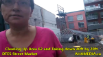 1 Cleaning Up Area 62 and Taking down 40ft Tent for DTES Street Market in Vancouver on Sept 15 2015 (45)