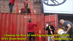 1 Cleaning Up Area 62 and Taking down 40ft Tent for DTES Street Market in Vancouver on Sept 15 2015 (58)