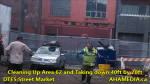 1 Cleaning Up Area 62 and Taking down 40ft Tent for DTES Street Market in Vancouver on Sept 15 2015 (60)