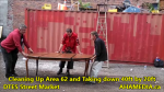 1 Cleaning Up Area 62 and Taking down 40ft Tent for DTES Street Market in Vancouver on Sept 15 2015 (64)