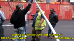 1 Setting up 40ft Tent at Area 62 for DTES Street Market on Sept 18 2015 (13)
