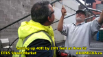 1 Setting up 40ft Tent at Area 62 for DTES Street Market on Sept 18 2015 (15)