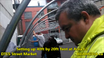 1 Setting up 40ft Tent at Area 62 for DTES Street Market on Sept 18 2015 (18)