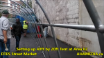 1 Setting up 40ft Tent at Area 62 for DTES Street Market on Sept 18 2015 (19)
