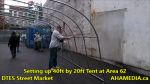 1 Setting up 40ft Tent at Area 62 for DTES Street Market on Sept 18 2015 (20)