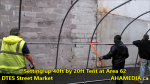 1 Setting up 40ft Tent at Area 62 for DTES Street Market on Sept 18 2015 (24)