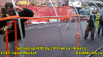 1 Setting up 40ft Tent at Area 62 for DTES Street Market on Sept 18 2015 (25)