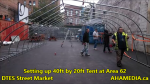 1 Setting up 40ft Tent at Area 62 for DTES Street Market on Sept 18 2015 (26)
