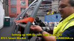 1 Setting up 40ft Tent at Area 62 for DTES Street Market on Sept 18 2015 (28)