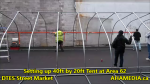 1 Setting up 40ft Tent at Area 62 for DTES Street Market on Sept 18 2015 (31)