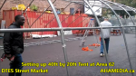 1 Setting up 40ft Tent at Area 62 for DTES Street Market on Sept 18 2015 (34)