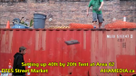 1 Setting up 40ft Tent at Area 62 for DTES Street Market on Sept 18 2015 (47)