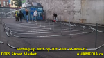 1 Setting up 40ft Tent at Area 62 for DTES Street Market on Sept 18 2015 (5)