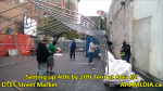 1 Setting up 40ft Tent at Area 62 for DTES Street Market on Sept 18 2015 (50)