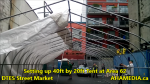 1 Setting up 40ft Tent at Area 62 for DTES Street Market on Sept 18 2015 (54)