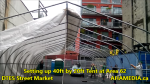 1 Setting up 40ft Tent at Area 62 for DTES Street Market on Sept 18 2015 (55)