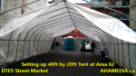 1 Setting up 40ft Tent at Area 62 for DTES Street Market on Sept 18 2015 (56)
